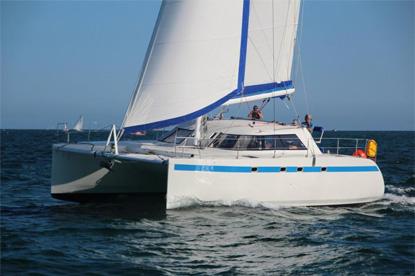 BaltiCat Catamarane