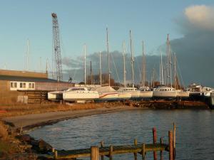 Die BaltiCat Werft
