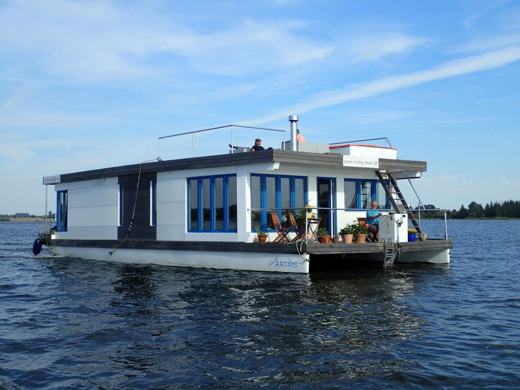 Baltic Living Boat